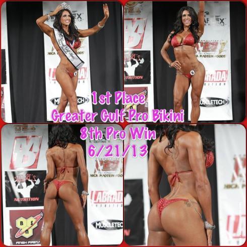 Amanda Latona Wins
